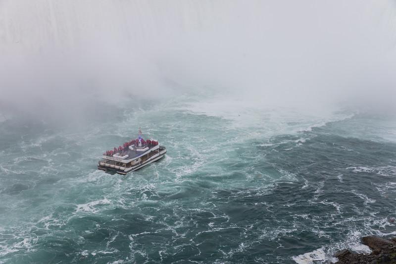 Hornblower Boat