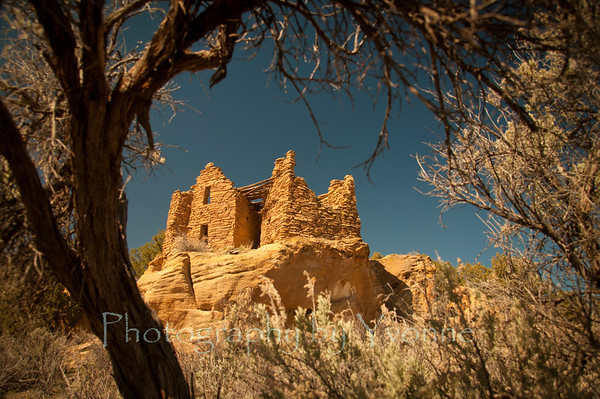 Indian Ruins, New Mexico