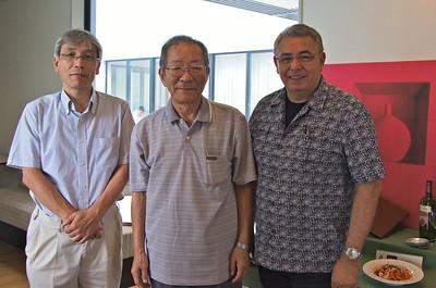 Nara/Osaka Visit, July 18-22, 2014