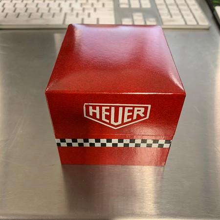 Heuer Manual Box