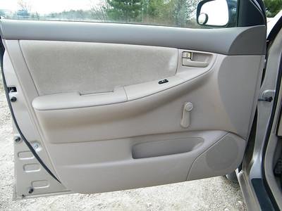 2008 Toyota Corolla Front Speaker Installation - Canada