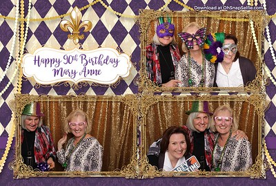 022419 - Mary Anne  90th Birthday
