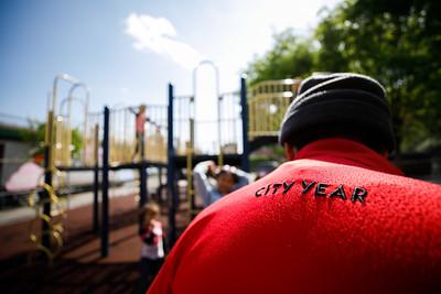 In School Photographs - P.S. 75 - City Year New York 2019