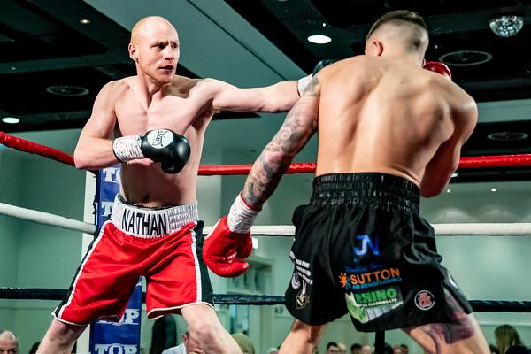 Nathan Bendon vs Ryan Hardy