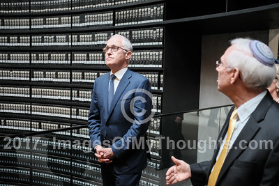 20171101 Australian PM Visits Israel
