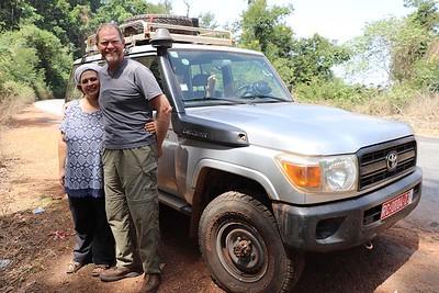 Guinea Trip - April 14-25, 2018