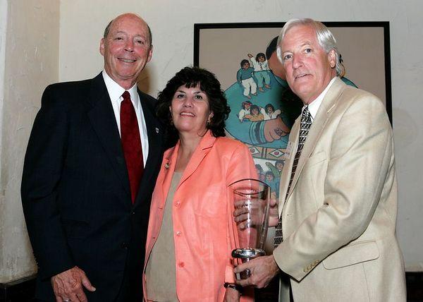 Santa Fe Chamber of Commerce 2005 Banquet & Awards Dinner