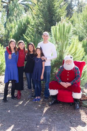 2020 Studt Santa Visit