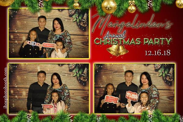 Mangalindan Annual Christmas Party