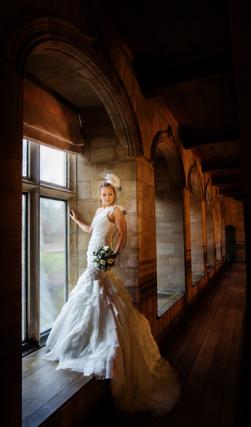 Achnagairn House Wedding