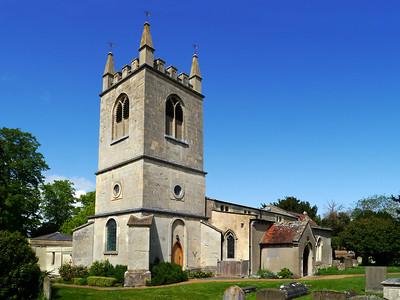 St Helen, Church of England, Church Road, Benson, OX10 6SF