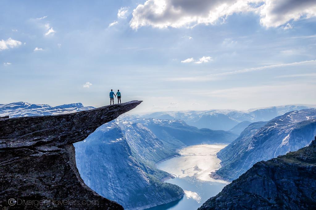 Norway photos - Trolltunga - Divergent Travelers
