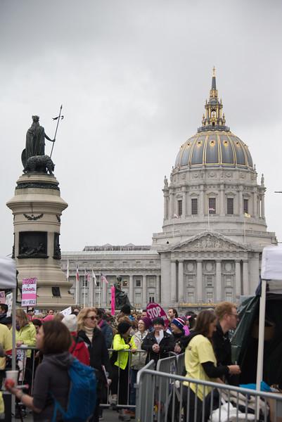 Women's March 2016