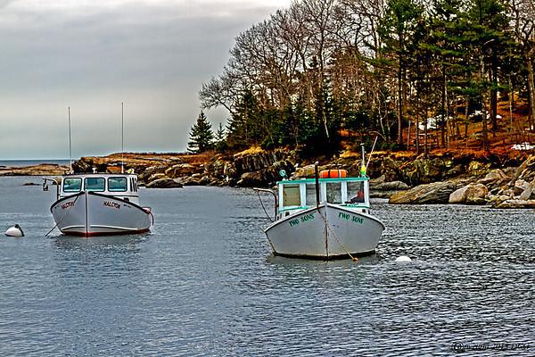 New Harbor Maine