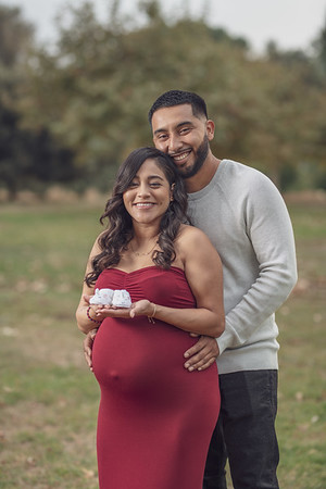 191027 Christian and Alex Maternity