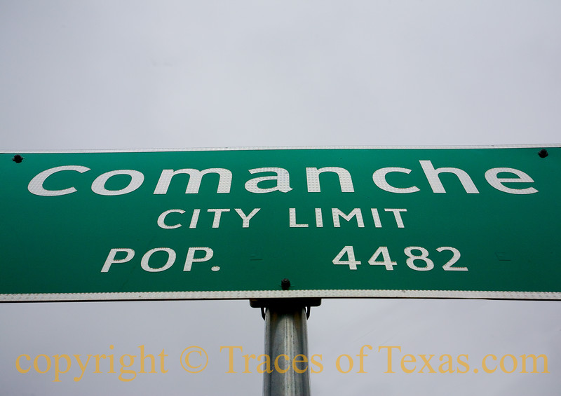 Title: Comanche City Limits<br /> <br /> Comments: <br /> <br /> Location: Comanche