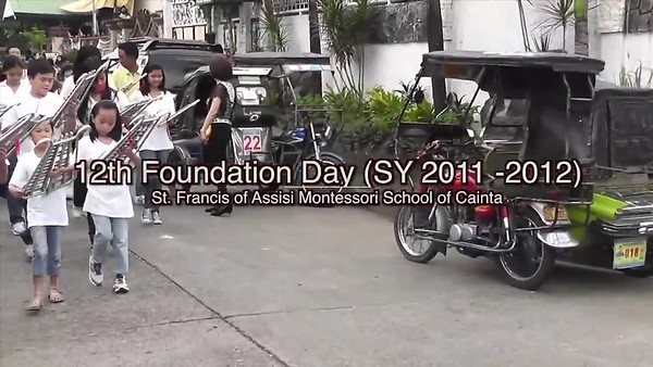 Foundation Day Videos 2011-2012