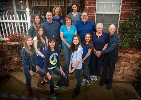 2015-12-21 Reitmeyer's Family Portrait