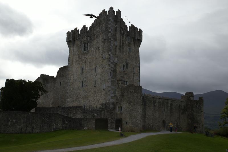 Ross Castle, County Kerry.