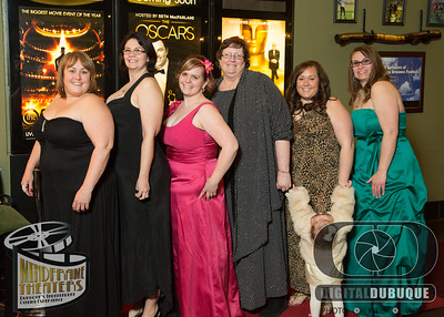 2013 Oscar Party at Mindframe Theaters