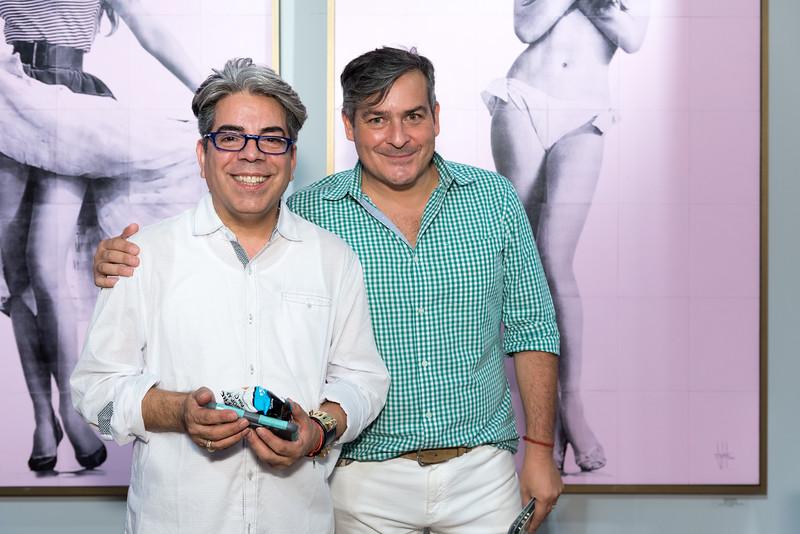 Fabio Hernández, Horacio Lira