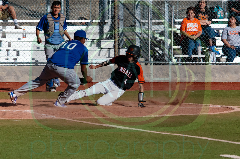 GHS vs Laguna Baseball 3-16-17
