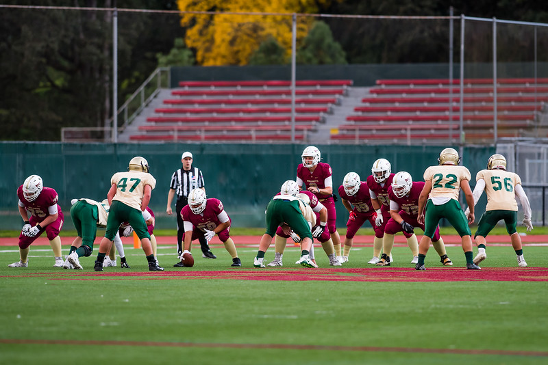 Willamette Bearcats vs Lewis-Clark Valley Loggers