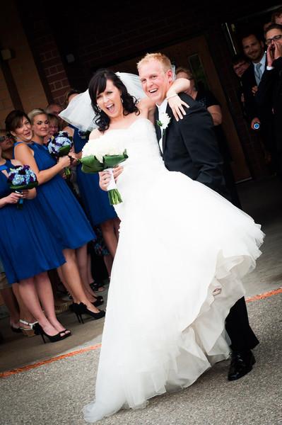 Lisa and Jason