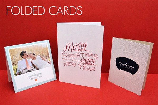 Folded Invitations Page