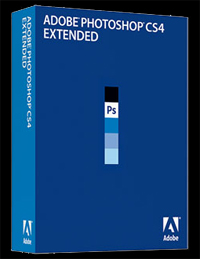 Photoshop CS4 Extended