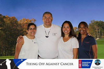 Teeing Off Against Cancer 2018