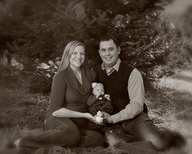 Josh and Carly Christmas Mini