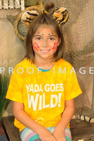 YADA Goes Wild 5D - Tarzan