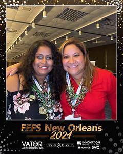 EEFS Reception 10.6.21 @ New Orleans Convention Center
