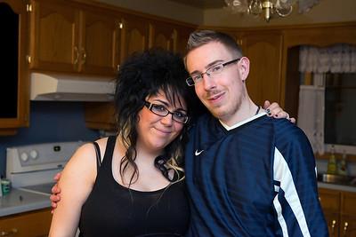 Jason and Lindsay 2013