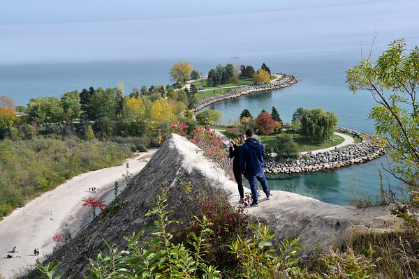 Scarborough Bluffs (October 2017)