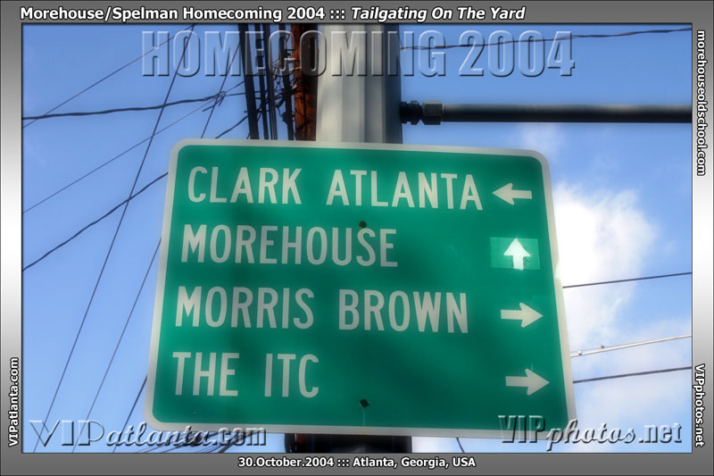 Morehouse/Spelman Homecoming 2004 ::: ATL, GA, USA [Oct.30.2004]