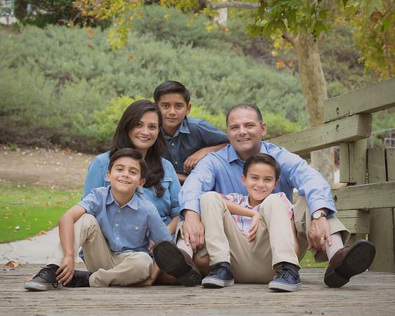 Morales Family 2015