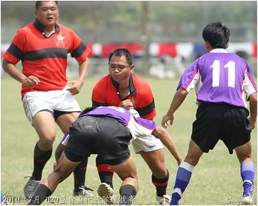 2010-U20亞青隊選拔賽-第二場(Game2)