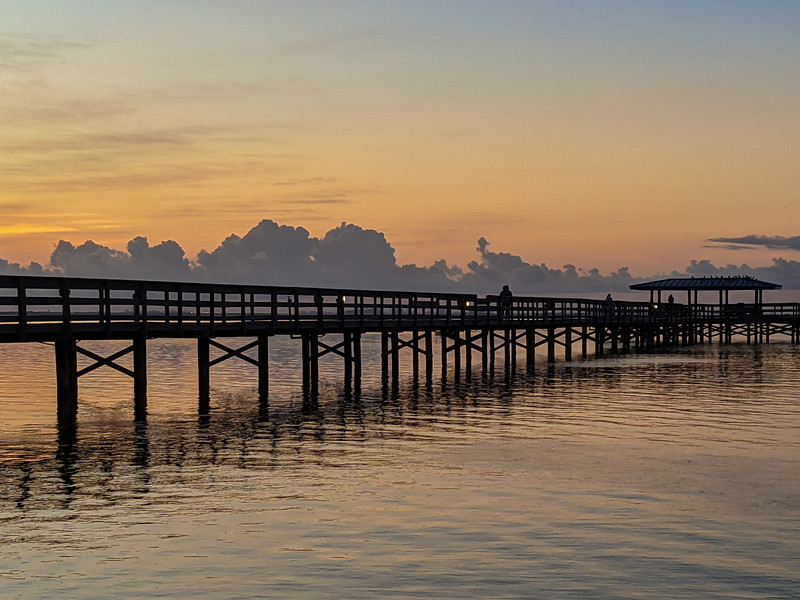 7-Safety Harbor Concert and Sunrise