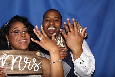 2-23-19 Mr. & Mrs. Whitener Wedding
