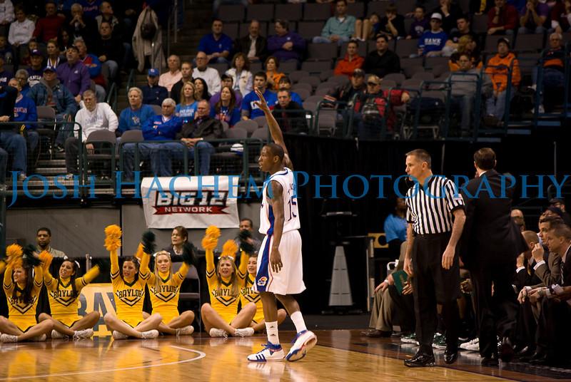 March 12, 2009 KU v Baylor MBB Big12 028