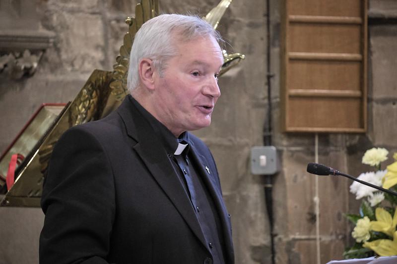 The Annual Parochial Church Meeting (APCM) held at Saint Nicolas' Church, Kings Norton on Sunday 11 October 2020.Larry Wright