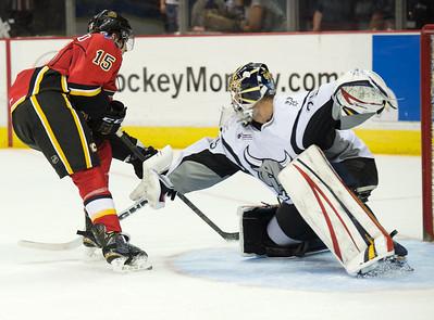 AHL - San Antonio Rampage vs Adirondack Flames