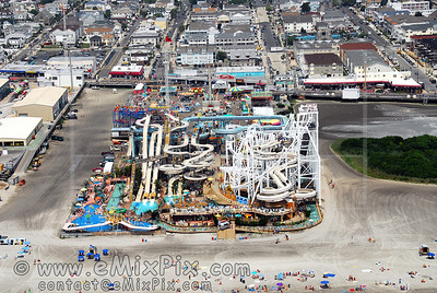 North Wildwood, NJ 08260 - AERIAL Photos & Views