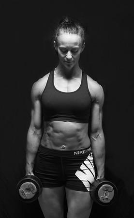 Athlete Emma Moore