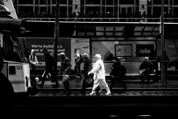 Street Photography in Melbourne