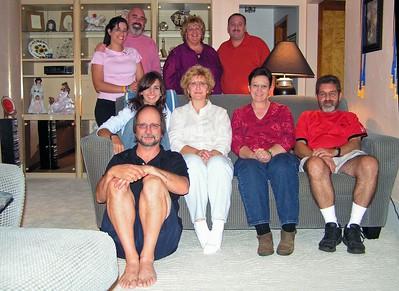 Debby & Dennis' Visit
