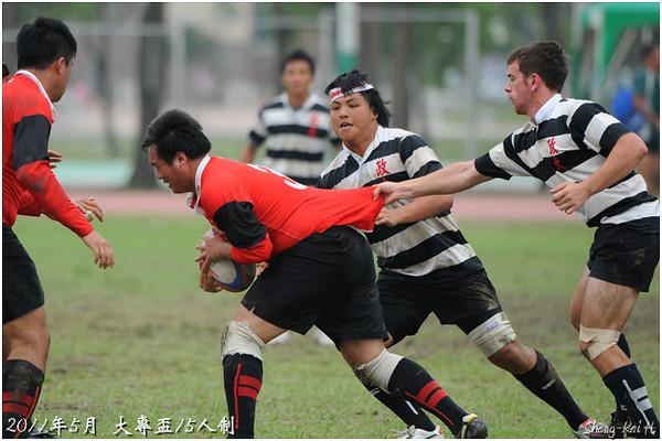 2011大專盃15s-乙組預賽-政治大學 VS 成功大學(NCCU vs NCKU)