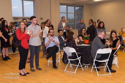 Design & Dine Pre Event  Reception